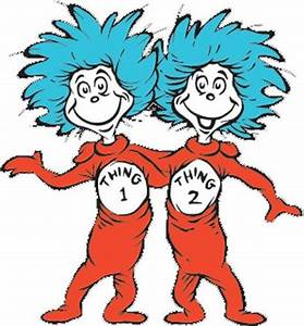 thing 1 and thing 2 coloring pages dr seuss - it 39 s time to say goodbye to genetic determinism health