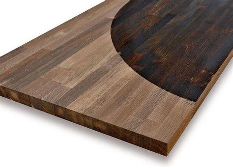 Arbeitsplatte  Küchenarbeitsplatte Massivholz