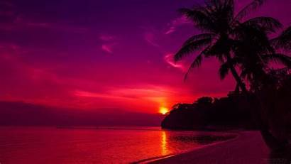 Sunset Wallpapers Beach 1080p