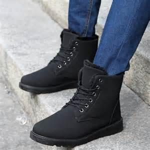 2016 Winter Shoes Men