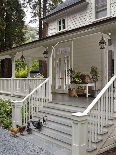 beautiful farmhouse front porch steps ideas page
