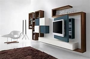 le meuble suspendu de salon decore et modernise le salon With meubles de salon roche bobois 4 une deco zen dans le salon