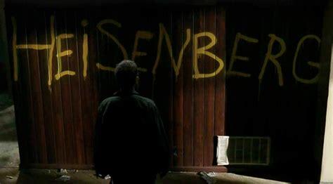 write heisenberg   wall  walter