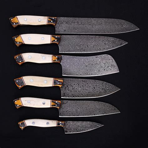 knife chef professional piece knives sales forge modern