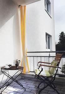 sonnensegel senkrecht als sichtschutz f r balkon und terrasse With senkrecht sonnensegel für balkon und terrasse