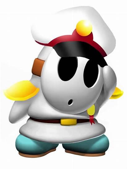 Mario Guy General Shy Fantendo Bros Russian