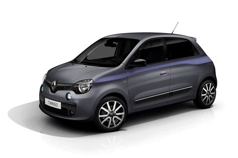 renault twingo gets optional edc renault twingo gets optional edc dual clutch transmission cosmic limited edition carscoops