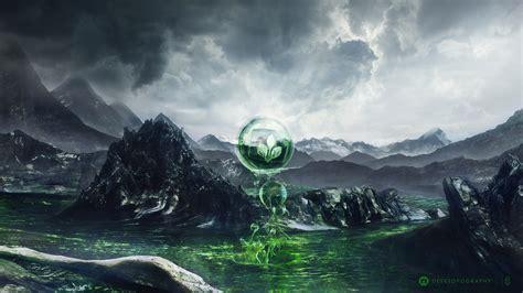 Poison Lake  Desktopography 2014 On Behance