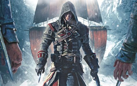 creed rogue assassin wallpapers hd