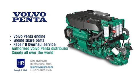 volvo penta engine supplier buy diesel enginemarine