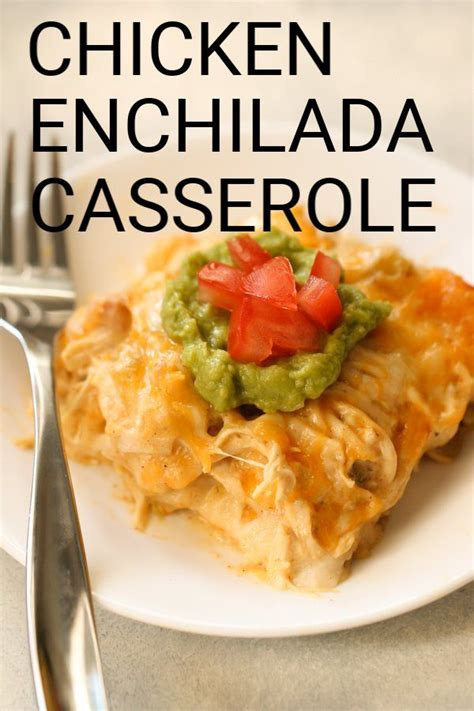 All reviews for layered chicken and black bean enchilada casserole. Chicken Enchilada Casserole   Recipe   Family favorite ...