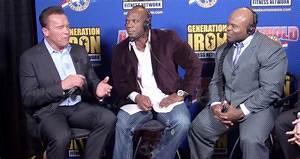 WATCH: Flex Wheeler & Kai Greene Interview Arnold ...
