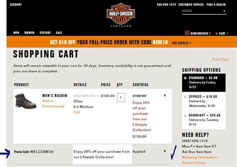 Harley Davidson Coupons by 20 Harley Davidson Coupon Code 2017 Promo Code