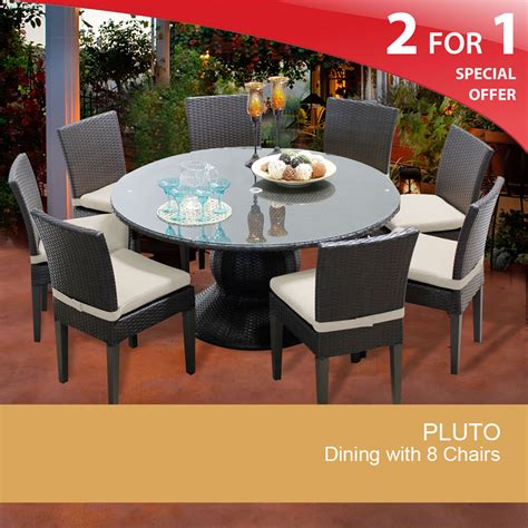 60 inch round outdoor dining table 60 inch round patio table outdoor wicker dining table