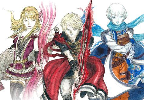 Final Fantasy: Brave Exvius Concept Art & Characters - Page 2