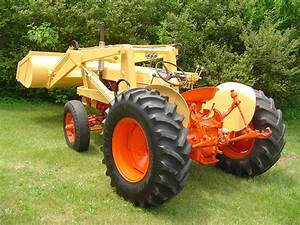 Case 310 Tractor