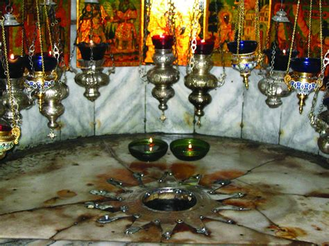 church   nativity  bethlehem israel saint marys press