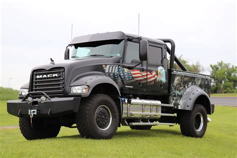 Volvo And Mack Participate In Ride For Freedom Florida