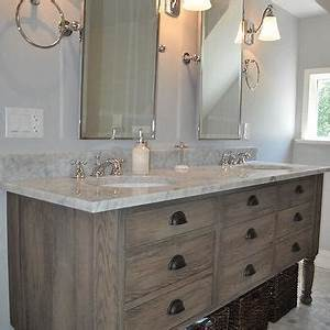 Distressed Wood Countertops Design Ideas