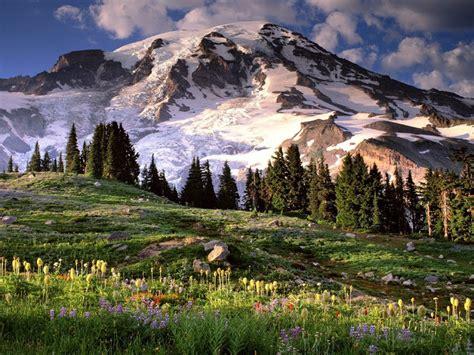 Desktop Wallpaper Mountain Scenes-wallpapersafari