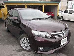 2010  7 Toyota Allion Zrt260 A18 G Package For Sale