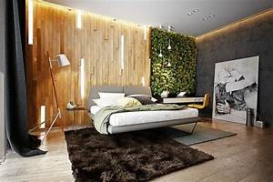 Wohnung Einrichten Ideen Schlafzimmer : inneneinrichtung im umweltstil 28 trendige einrichtungsbeispiele ~ Bigdaddyawards.com Haus und Dekorationen
