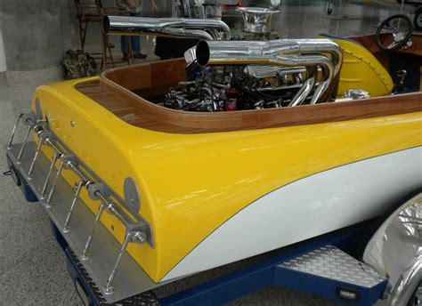 How To Build A V Drive Boat by Baron Boats Built Fiberglass Versions Of Hallett Boats