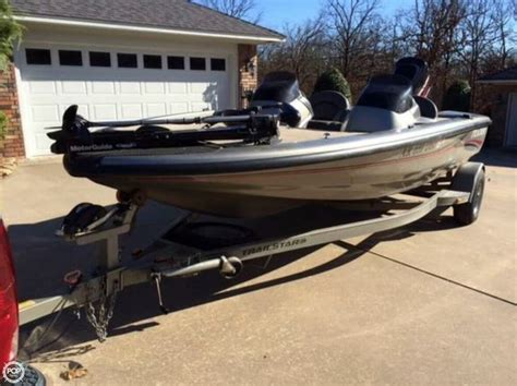 Tracker Avalanche Boats For Sale by 2003 Used Tracker Avalanche 18 Bass Boat For Sale