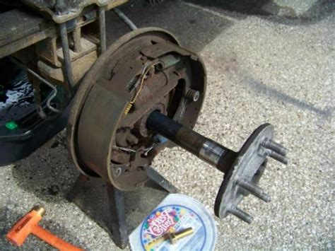 service manual  ford ranger shaft removal service
