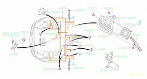 Subaru Tribeca Harness Bulkhead  Wiring Harness Center