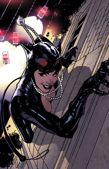 catwoman comic book tv tropes
