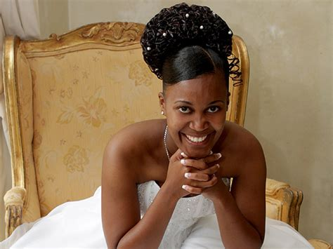 28 Stupendous Wedding Hairstyles For Black Women