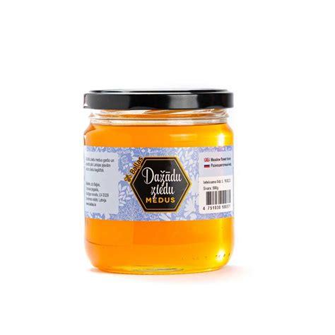 Dažādu ziedu medus - Medus - E-medus veikals - Baļļas