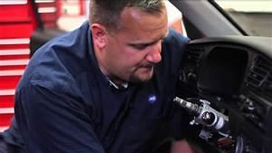 Volkswagen Golf Ignition Lock Cylinder Replacement