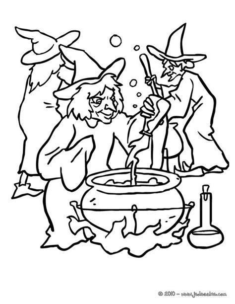 coloriage de cuisine coloriages coloriage cuisine des sorcieres fr hellokids com