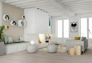 Deco salon sur mesure for Deco cuisine pour meuble salon