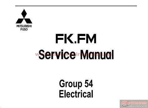 free online auto service manuals 1996 mitsubishi truck windshield wipe control mitsubishi fuso 1996 2001 fk fm service manuals auto repair manual forum heavy equipment