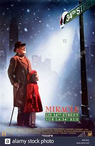 RICHARD ATTENBOROUGH & BOY POSTER MIRACLE ON 34TH STREET ...