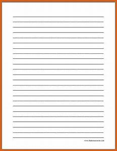 free printable lined paper apa examples With lined letter writing stationery