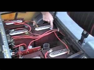 Golf Cart Battery Cables 101 - Part 2  Maintenance