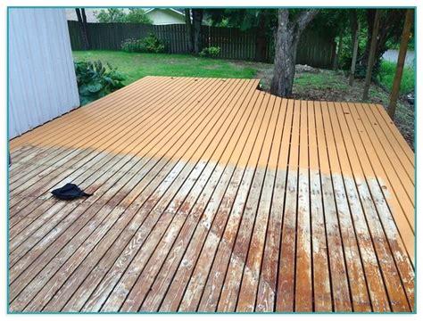 composite deck cleaner duckback  home improvement
