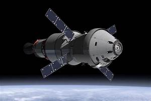 NASA Orion Spacecraft That Will Bring Humans to Mars Will ...