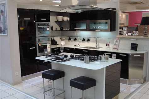 cuisine moderne ilot