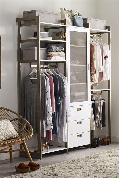 organized closet   closet system home decor