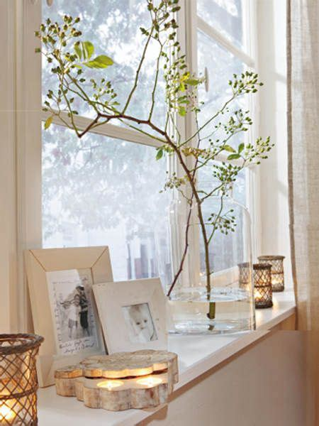 Window Sill Decor by Uncharted Lands 23 On We It