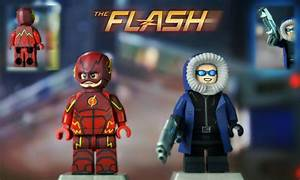 Flash Vs Reverse Flash Professor Zoom Lego Batman 3 ...