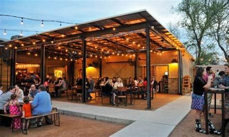 partially covered patio restaurant search food