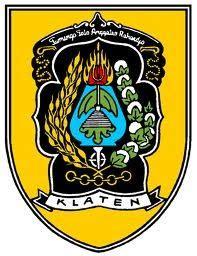 aneka info arti  makna logo kabupaten klaten visi