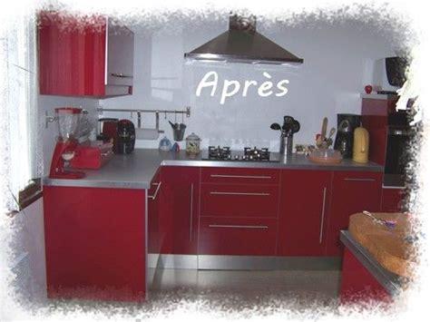 plinthe meuble cuisine cuisine ikéa laquée 39 crea