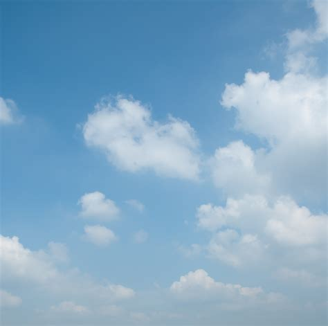 soft white clouds   light blue sky pattern pictures